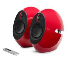 Edifier e25HD Luna HD Bluetooth Speakers w/ Optical In - Red