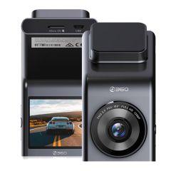 360 Full HD 1080P Dash Cam Recorder G300H