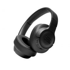 JBL Tune 750BTNC Wireless Over-Ear Noise Cancelling ANC Headphones - Black