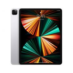Apple M1 12.9-inch iPad Pro Wi-Fi + Cellular 256GB - Silver MHR73X/A