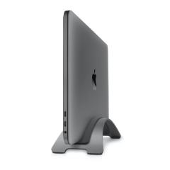 Twelve South BookArc Aluminium Vertical Stand for MacBook Pro - Space Grey