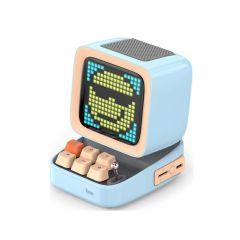 Divoom Ditoo Digital Pixel Art Gaming Bluetooth Speaker - Blue
