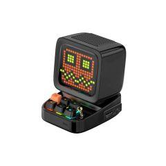 Divoom Ditoo Plus Pixel Art Bluetooth Speaker - Black