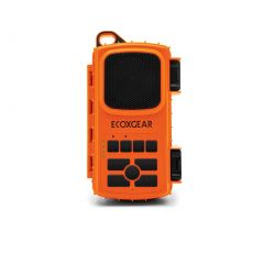 ECOXGEAR EcoExtreme 2 Wireless Bluetooth Speaker - Orange