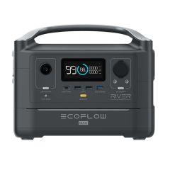 EcoFlow River Max 600W 576Wh Solar Portable Power Station