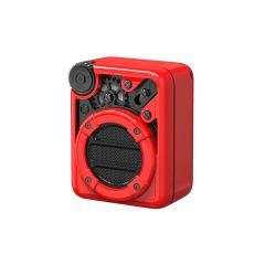 Divoom Espresso Bluetooth Speaker - Red