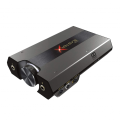 Creative Sound BlasterX G6 7.1 HD Gaming DAC and External USB Sound Card
