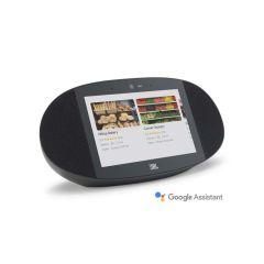 JBL Link View - Smart Display Speaker - Black (JBL Refurbished)