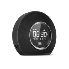 JBL Horizon Wireless Clock Radio Speaker - Black (JBL Refurbished)