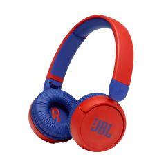 JBL JR310 Wireless On-Ear Kids Headphones - Red