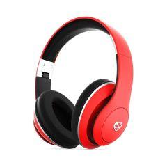 NCredible1 Wireless Bluetooth Headphones - Red