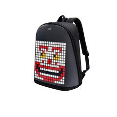 Divoom Pixoo Backpack with Customisable Pixel Display