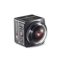 Kodak PIXPRO SP360 4K Action Camera with Explorer Pack Bundle
