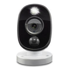 Swann 1080p Thermal Sensing Warning Light Bullet Add-On Security Camera SWPRO-1080MSFB-AU