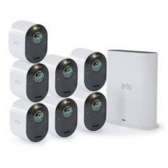 Arlo VMS5740-200AUS Ultra 2 Spotlight 4K Camera (7 Pack)