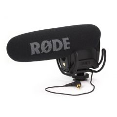 Rode VideoMic Pro R Compact Directional On-camera Microphone (VMPR)