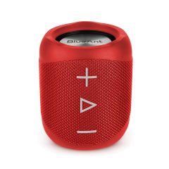 BlueAnt X1 Wireless Portable Bluetooth Speaker - Red