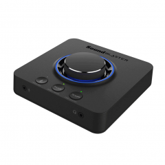 Creative Sound Blaster X3 Hi-Res 7.1 External USB DAC and Amp Sound Card